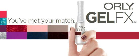 Orly Gel FX Nail Lacquer
